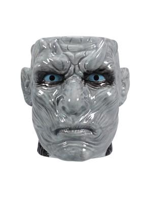 Game Of Thrones White Walker Moulded Mug