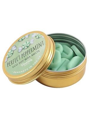 Eco Soy Wax Mini Melts - Perfect Peppermint