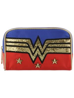 Wonder Woman Make Up Bag