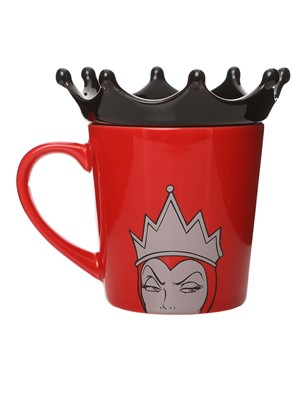 Disney Evil Queen Mug & Coaster Set