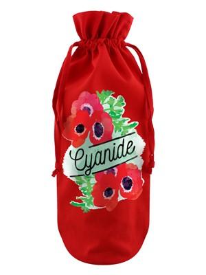 Deadly Detox Cyanide Red Bottle Bag
