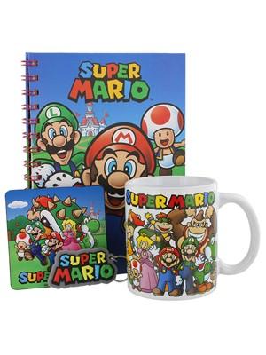 Super Mario Bumper Premium Gift Set