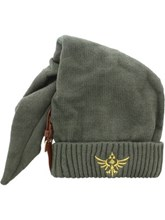 Nintendo Zelda Long Pointed Beanie With Buckle b9da2a5d407a