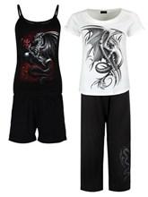 Spiral Lace Glove Ladies Black Viscose Top - Buy Online at ...