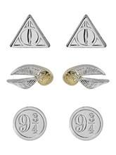Harry Potter Earrings Buy Online At Grindstore Uk