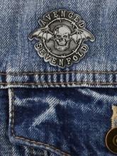 Tribal S Slipknot Pin Badge Accessories PB074