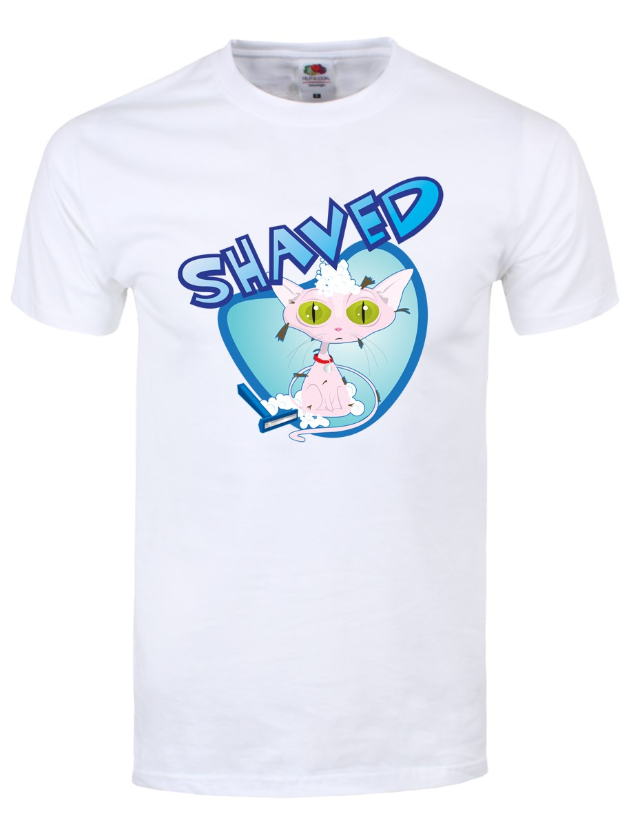 shaved pussy t-shirt - buy online at grindstore
