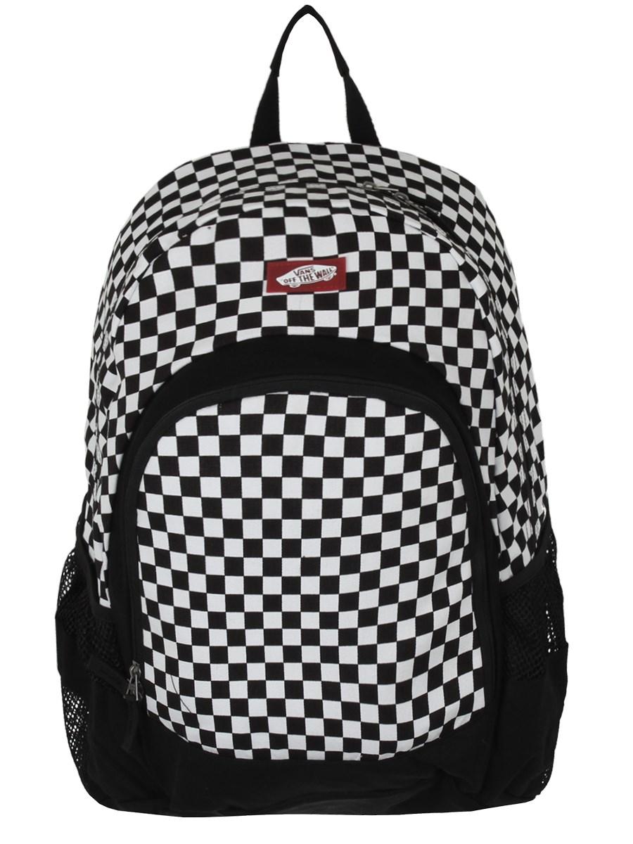 aec37ea79a Vans Backpack - Van Doren Black White - Buy Online at Grindstore.com