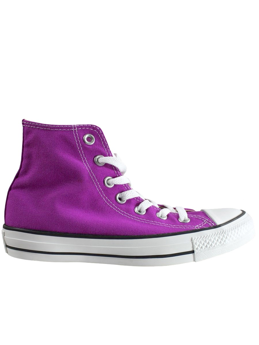 99d8a3355ad0 Converse Chuck Taylor All Star Purple Cactus Flower Hi-Top Trainers ...
