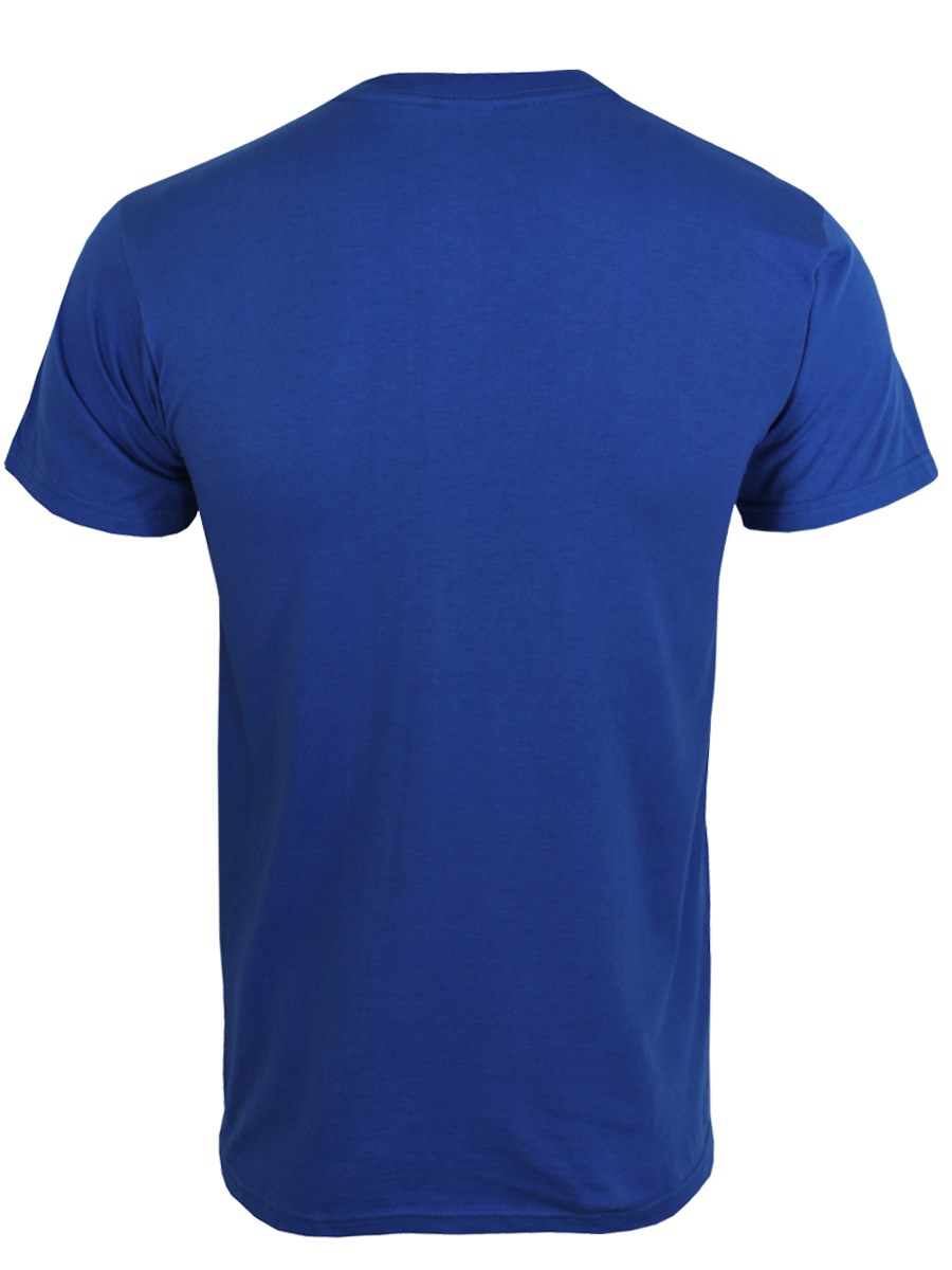 That 39 s my spot men 39 s royal blue t shirt inspired by the for Big blue t shirts