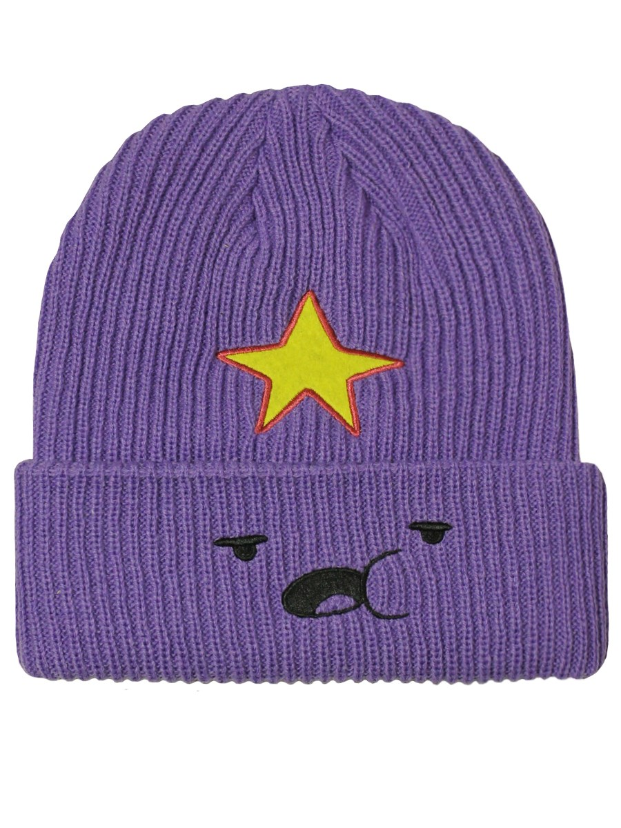 d3ff62933bb Adventure Time Lumpy Space Princess Beanie - Buy Online at ...