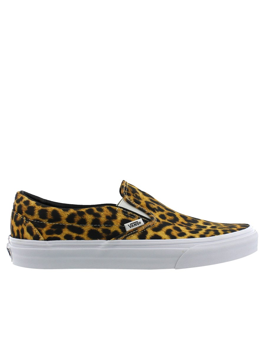 b555b5d1b571c8 Vans Digi Leopard Classic Slip-On Trainers - Buy Online at ...