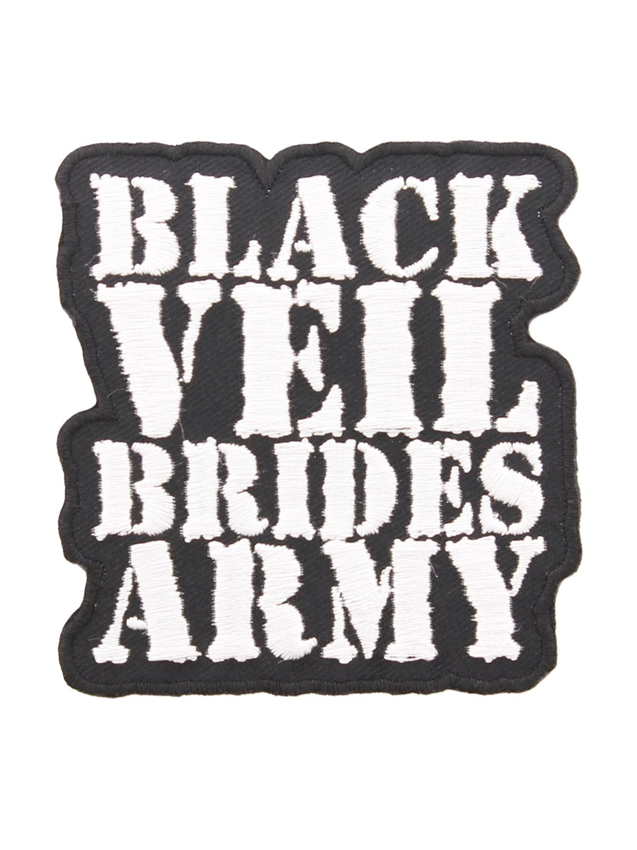Black Veil Brides Front Official Merchandise