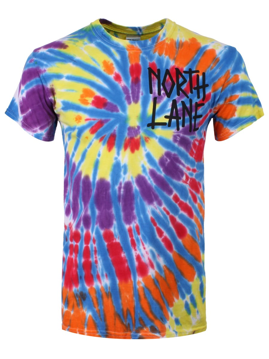 7fe79cc8 Northlane Deathwish Kaleidoscope Tie Dye T-Shirt - Buy Online at ...