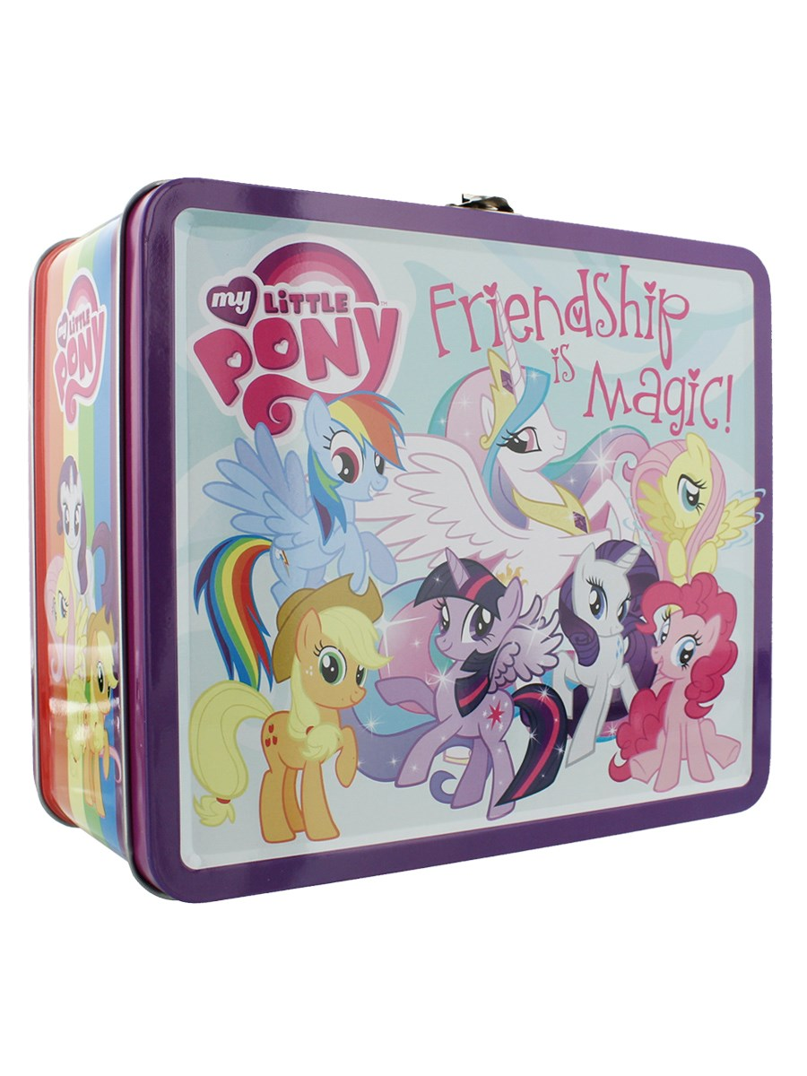 my little pony lunch box buy online at. Black Bedroom Furniture Sets. Home Design Ideas
