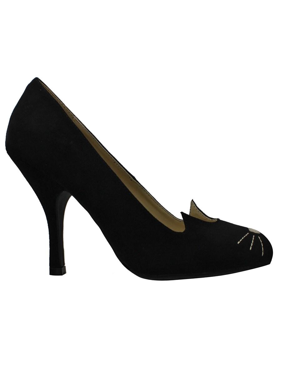 Shoes Womens Grey Sophistakitty Bombshell Heel T.U.K