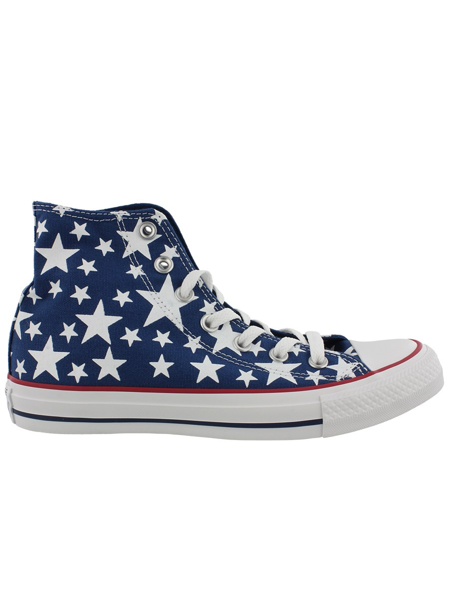 Converse Chuck Taylor All Star Midnight Hour Hi-Top Trainers - Buy ... 6193cf966b