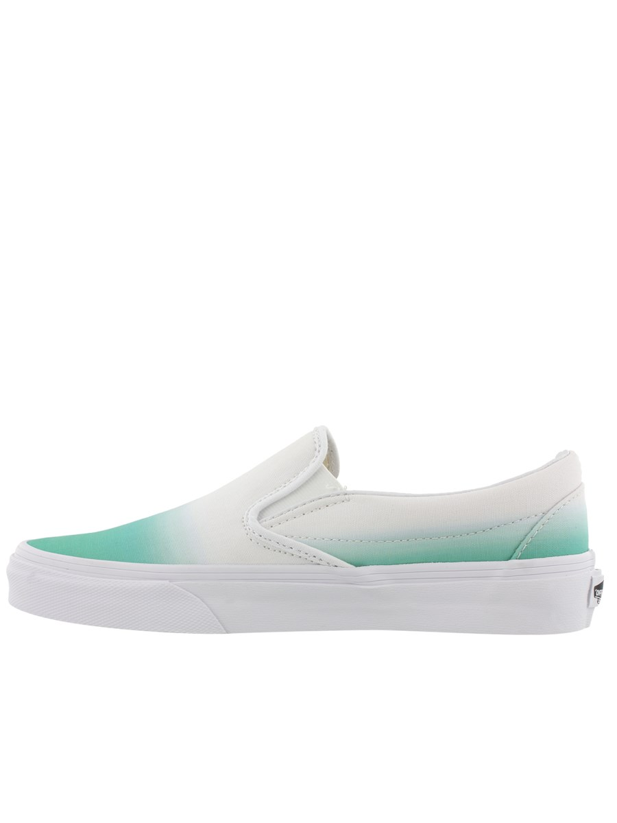 9dd2c133c2c44f Vans Dip Dye Mint Slip-On (Laceless) Trainers - Buy Online at ...