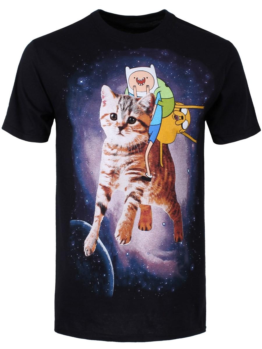 Adventure Time Cat T Shirt