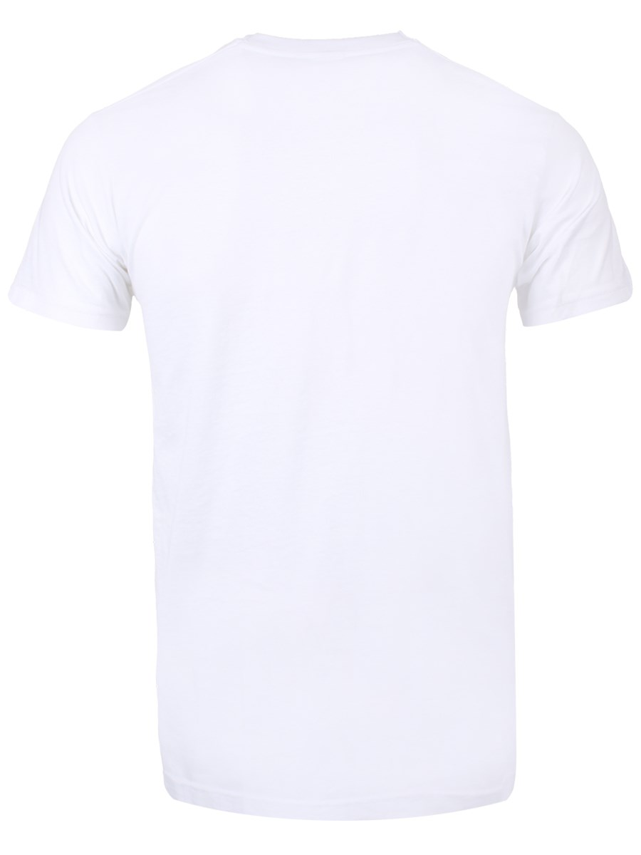 de021898a2b8 Marvel Daredevil Logo Men s White T-Shirt - Buy Online at Grindstore.com