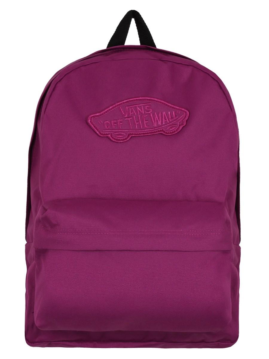 b0d0fed08c Vans Deep Orchid Realm Backpack - Buy Online at Grindstore.com