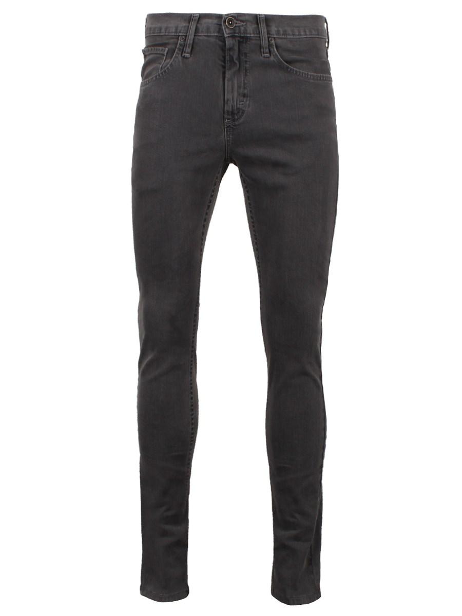 17b69dda68 Vans V76 Worn Grey Men s Slim Jeans - Buy Online at Grindstore.com