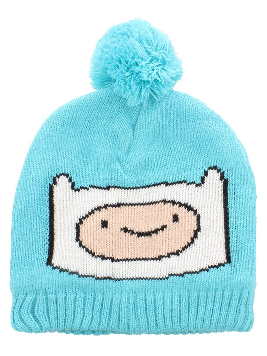 df3454ad33b Adventure time finn turquoise bobble beanie buy online jpg 900x1200 Adventure  time finn beanie