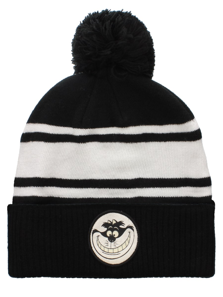 Vans Disney Cheshire Cat Bobble Beanie - Buy Online at Grindstore.com 51f6dd6bdf