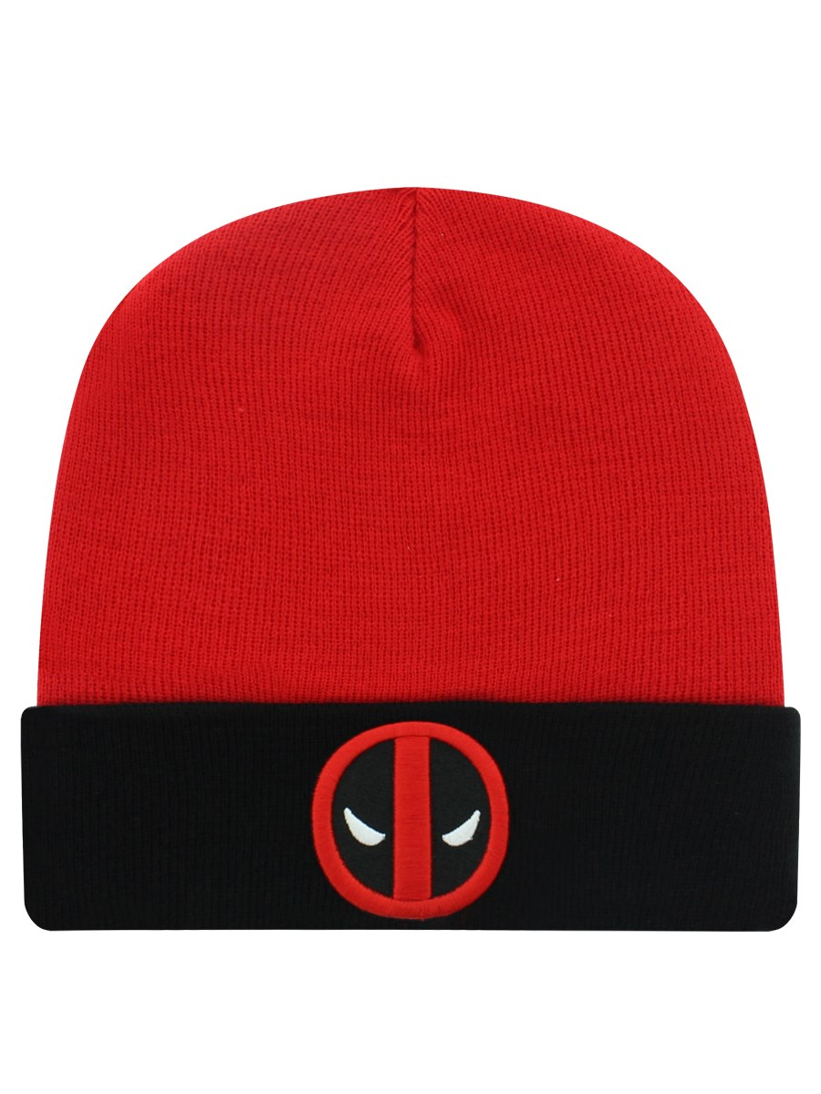 2d822ae98675a Marvel Deadpool Beanie - Buy Online at Grindstore.com