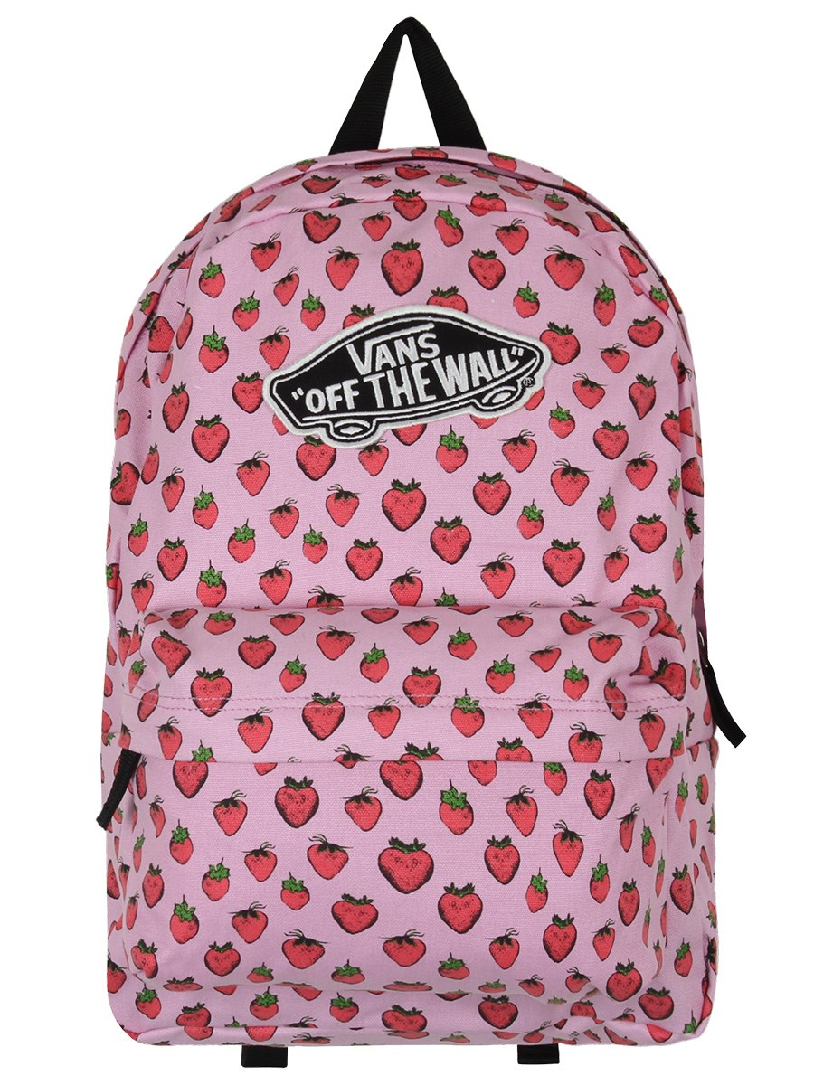 Vans Strawberries Realm Backpack Buy Online At