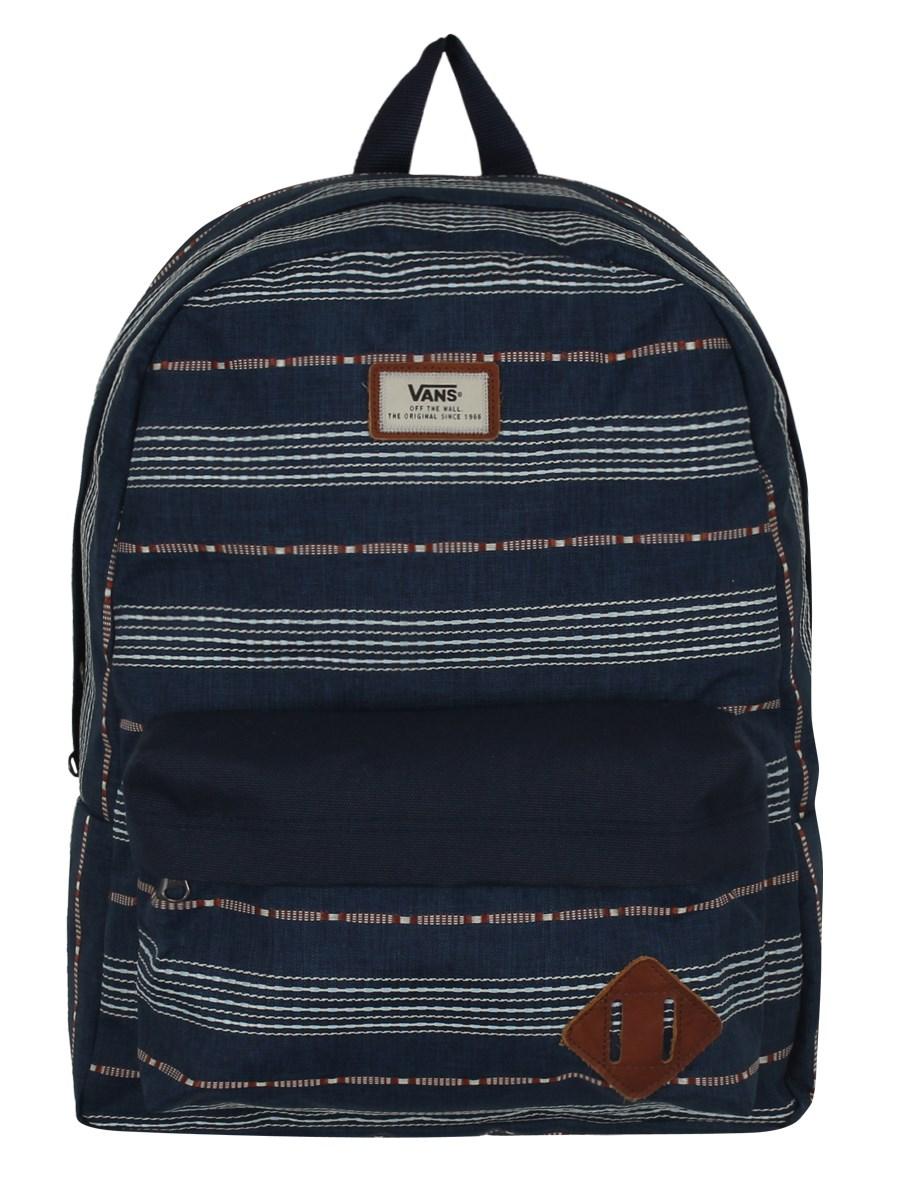 Vans Dress Blue Old Skool II Backpack - Buy Online at Grindstore.com 1faac52f1