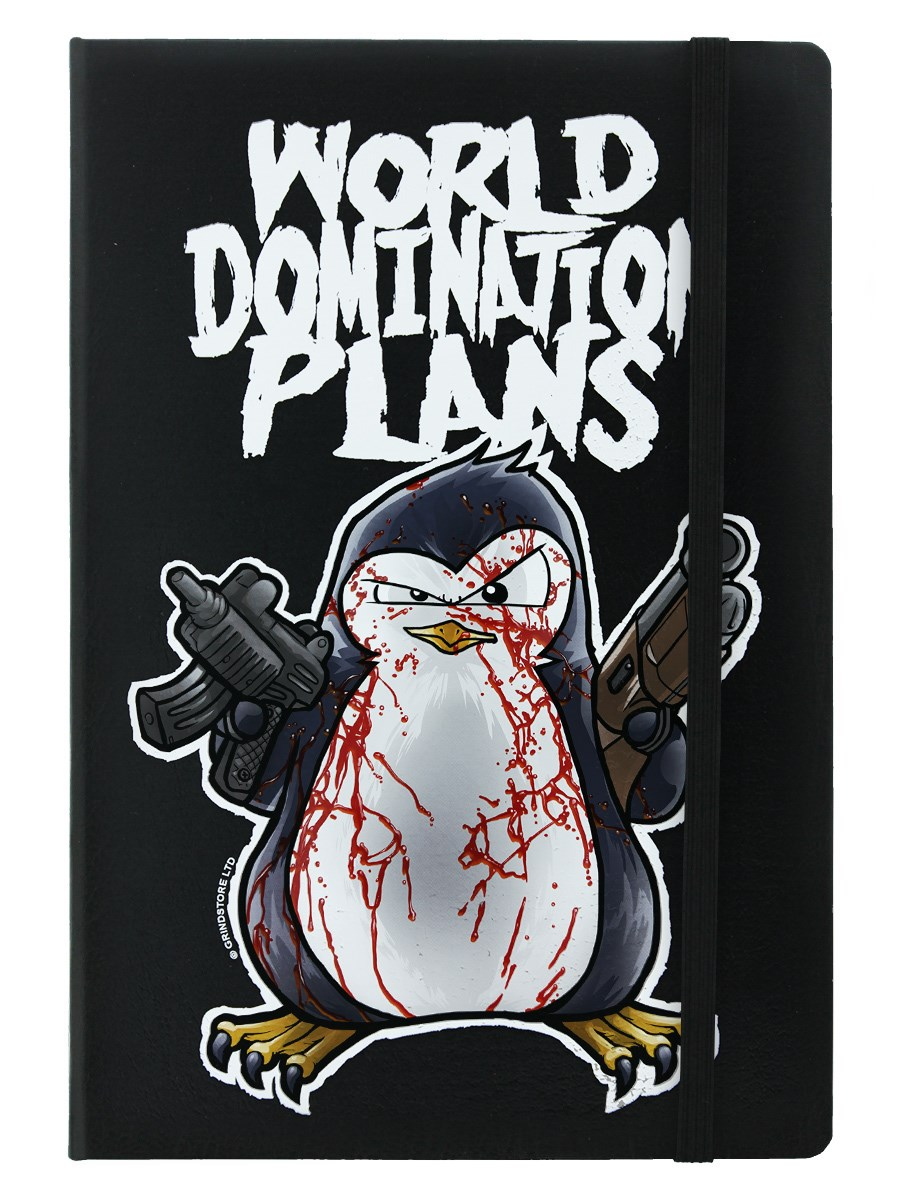 World Domination Plans 26