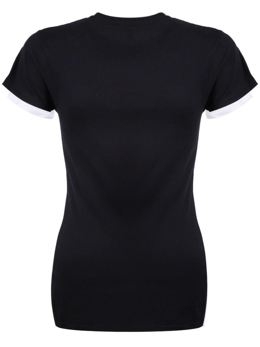 I'm Emo But In A Gerard Way Ladies Black T-Shirt - Buy Online at ...