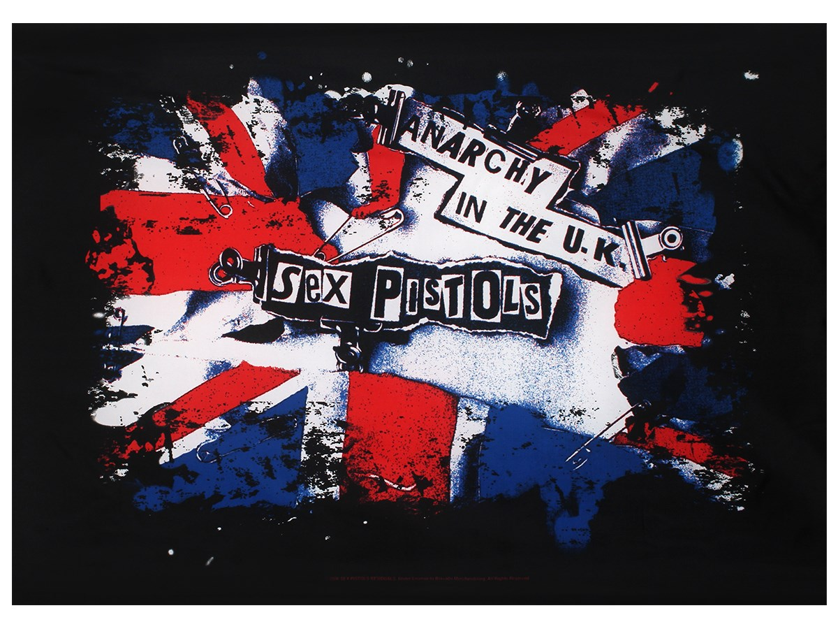 Sex pistols anarchy in the u k