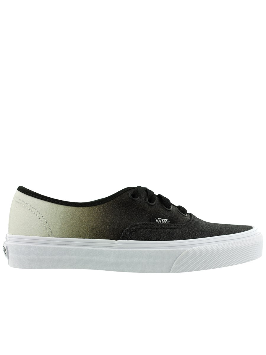 c08f6a91400 Vans Authentic 2 Tone Glitter Ladies Trainers - Buy Online at ...