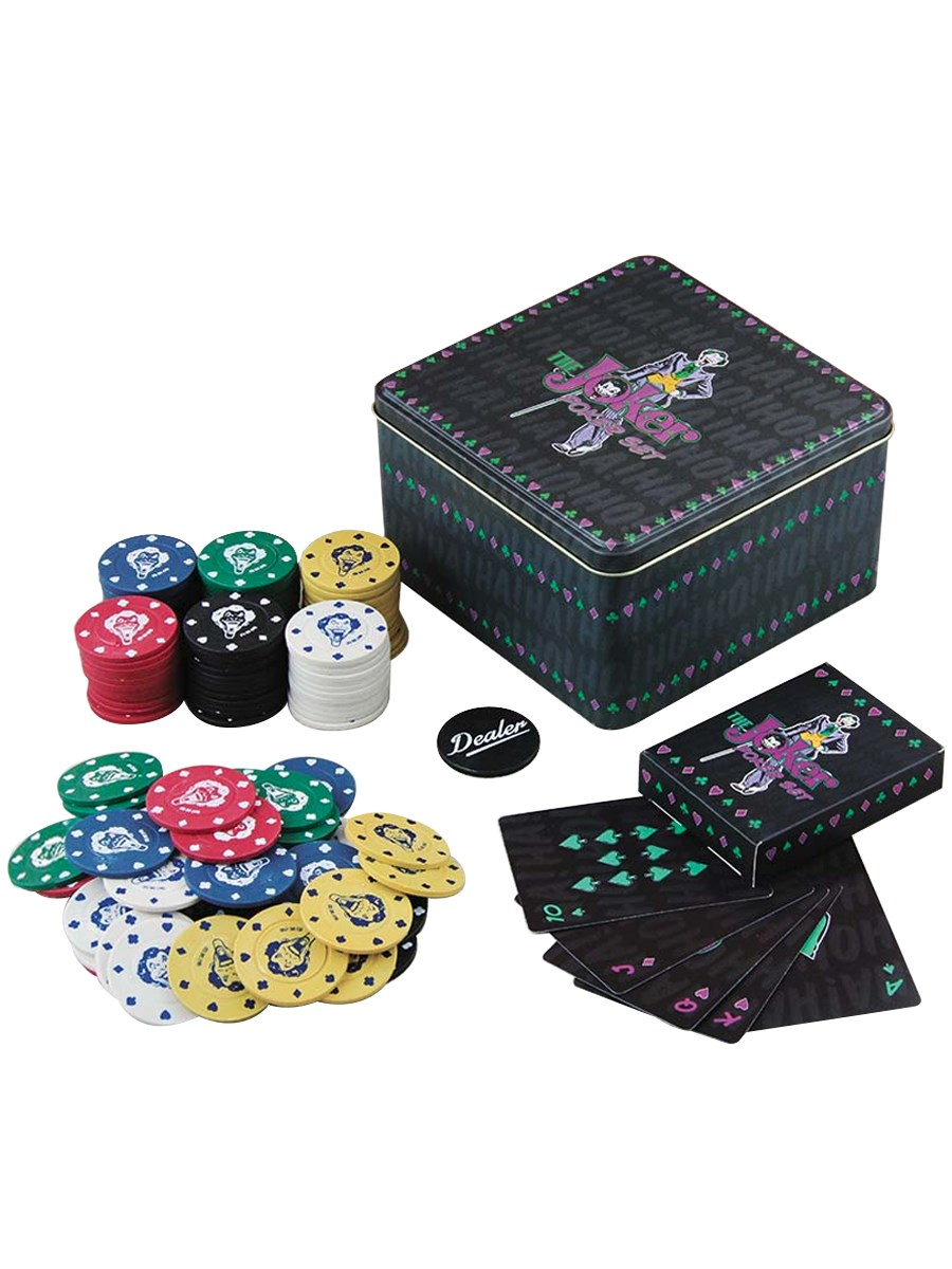 Joker poker set power slot rotors s2000