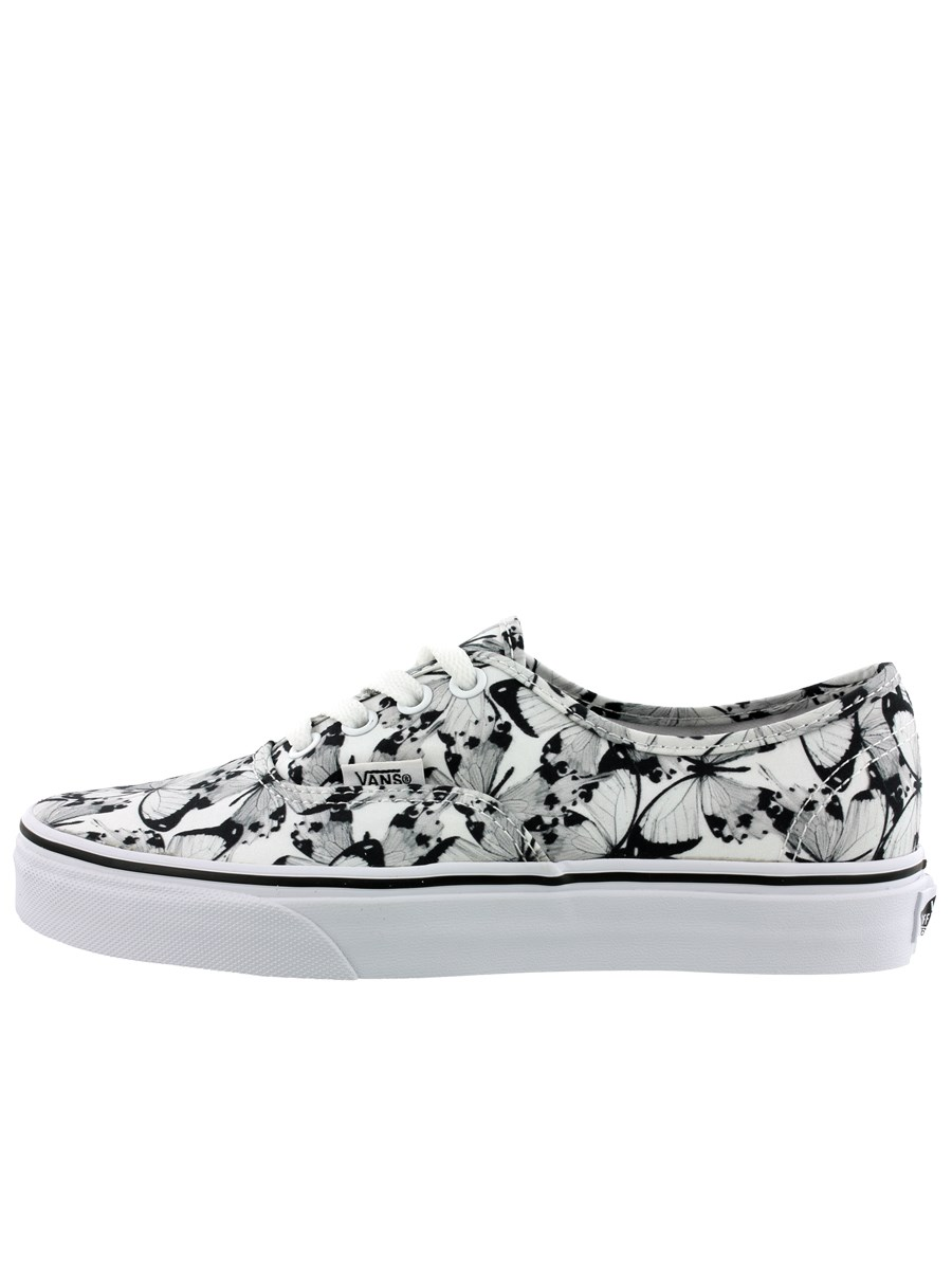 b92f1bcd6ec518 Vans Authentic Butterfly True White Ladies Trainers - Buy Online at ...