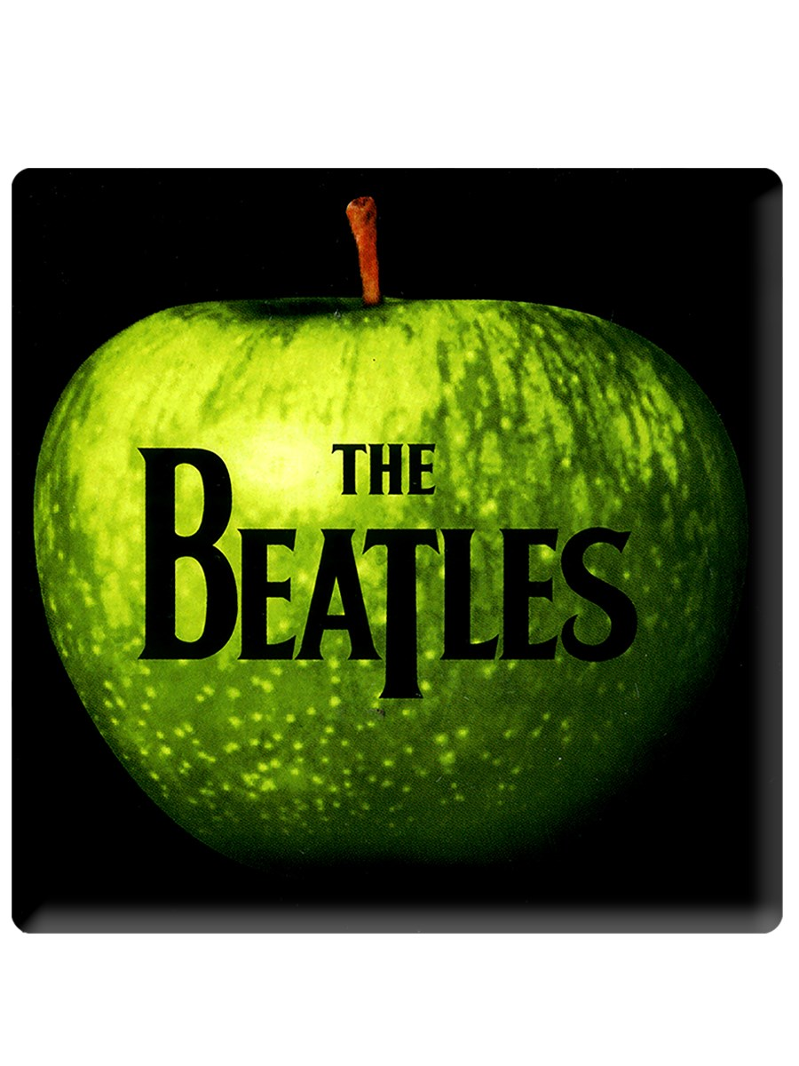 The Beatles Apple Fridge Magnet Buy Online At Grindstore Com