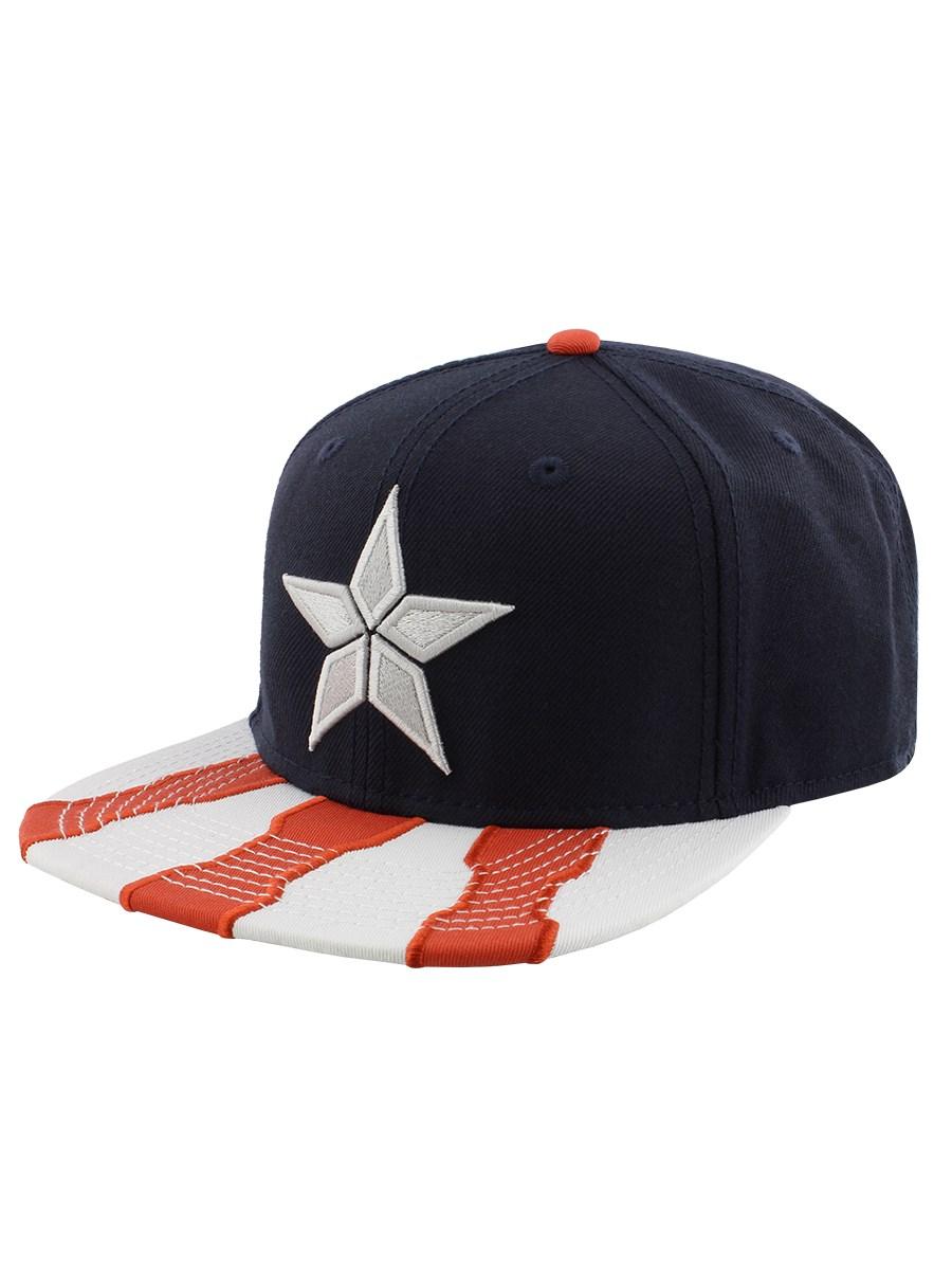 Marvel Captain America Civil War Snapback Cap - Buy Online at ... 349f132d52d