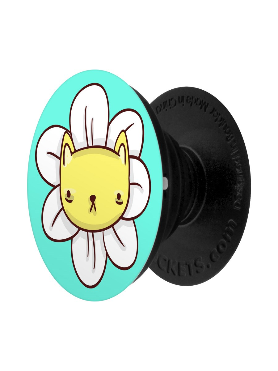 Cat Blossom Popsocket Phone Stand And Grip Buy Online