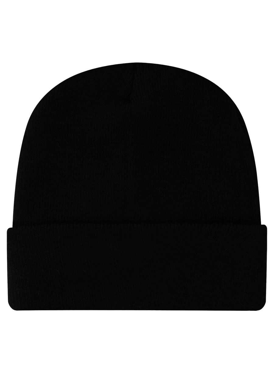 6d5ded8a65f38 Panic! At The Disco Logo Black Beanie - Buy Online at Grindstore.com