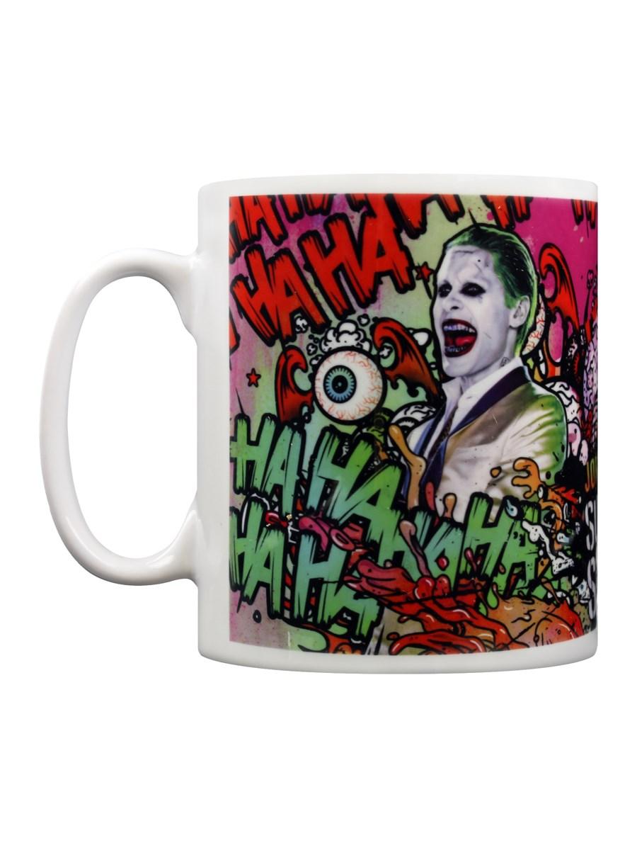 Suicide Squad Suicide Joker Suicide Joker Mug Crazy Mug Squad Crazy Squad Joker Crazy Tu1clJK35F