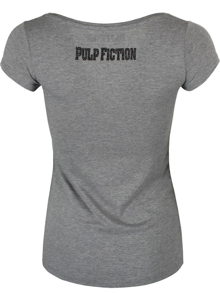 8baf593f Pulp Fiction Mia Wallace Ladies All Over Print T-Shirt - Buy Online ...