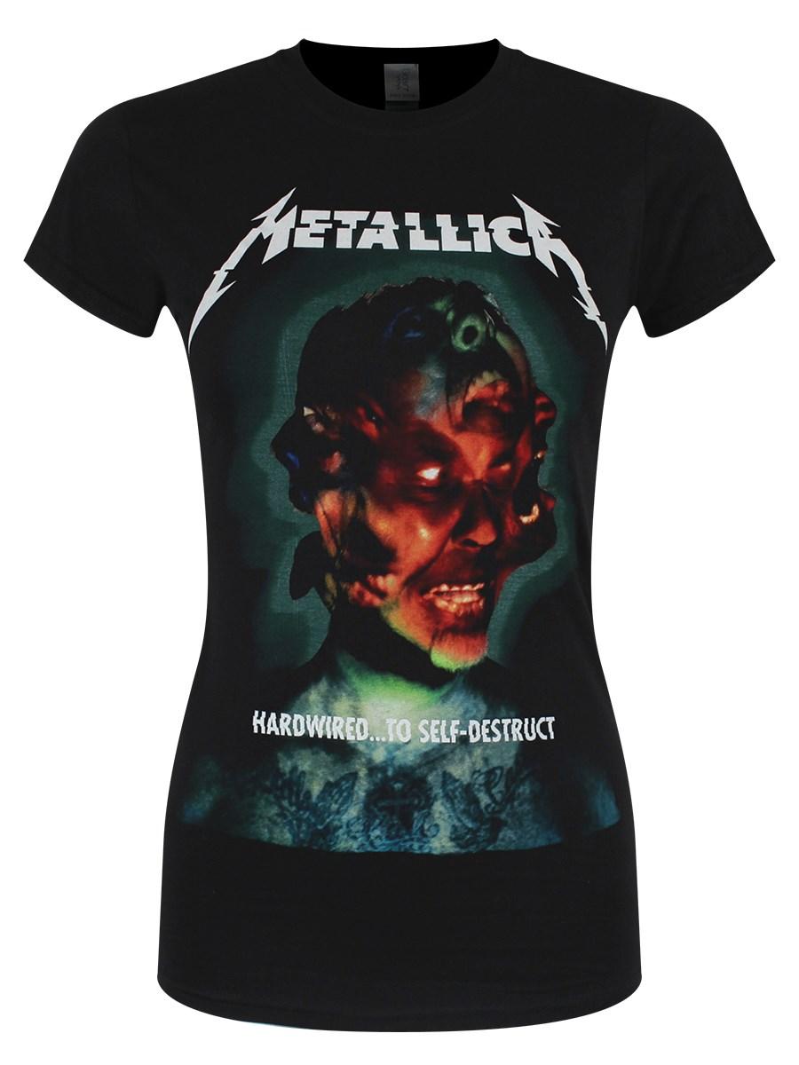 metallica shirt for women wwwpixsharkcom images