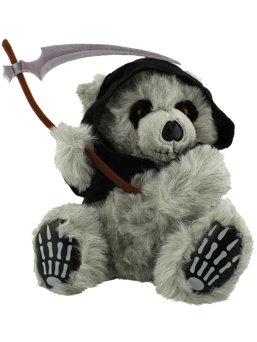 Spiral Ted The Grim Plush Toy Buy Online At Grindstore Com
