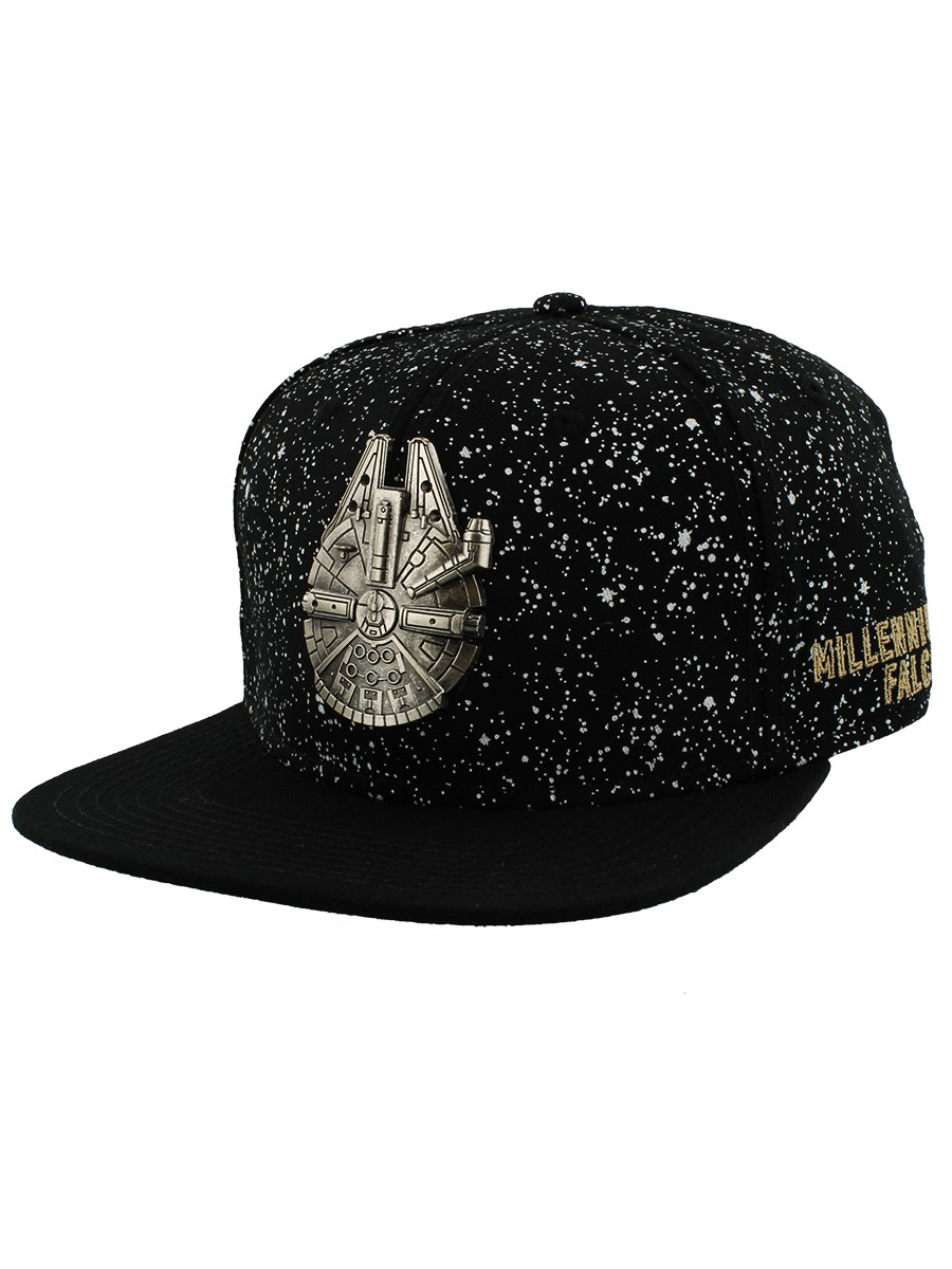 Star Wars The Millennium Falcon Snapback Cap - Buy Online at ... 2b1690f474