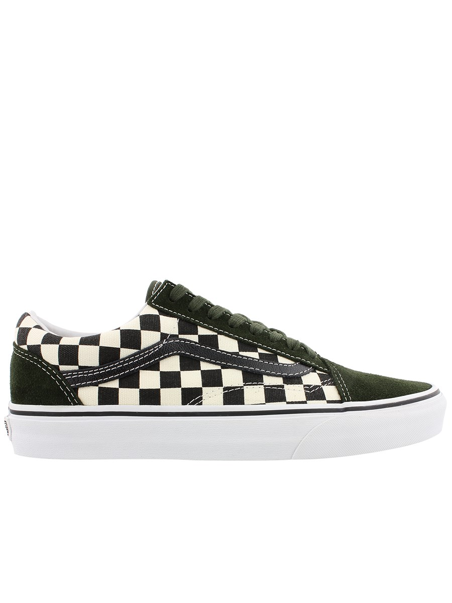 b0216c01262fbb Vans Old Skool 50th Anniversary Checkerboard Mens Trainers - Buy ...