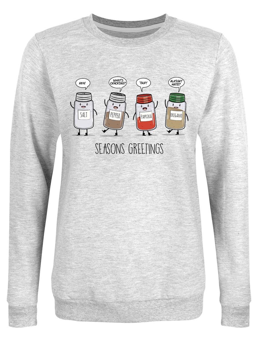 Humorous Christmas Jumpers - Buy Online at Grindstore: Alternative ...