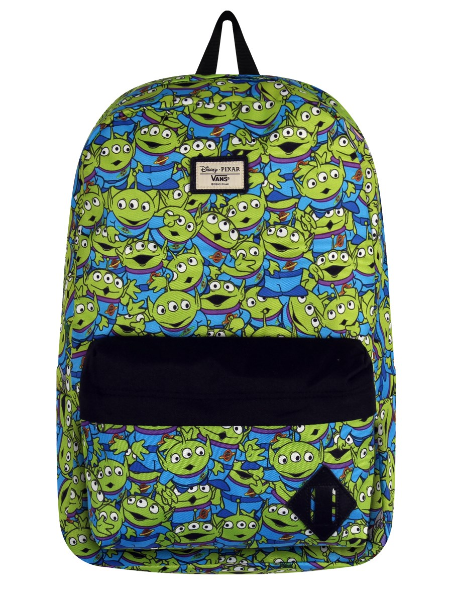 59271f4348cc27 Vans Toy Story Aliens Old Skool II Backpack - Buy Online at ...
