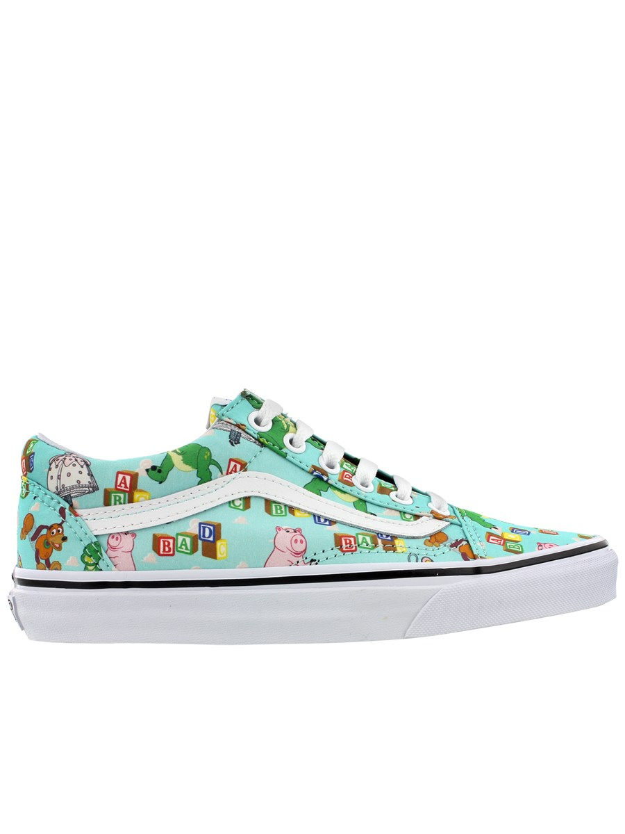 Vans Toy Story Andy s Toys Old Skool Trainers - Buy Online at ... 1420dd017